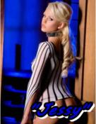 Jessy, Modelo de sexo, Gironde