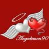 Ange Demon 90 Chaux Logo