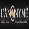 Club L'Anonyme Cannes Logo