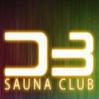 D3 Sauna Montpellier Logo