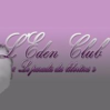 Eden Club Sauna Louvres Logo