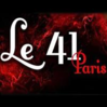 Le 41, Sex club, maisons de tolérance, sex bar, Paris